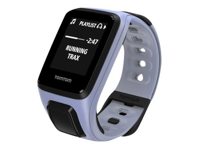 TomTom Spark Cardio + Music - GPS/GLONASS-Uhr
