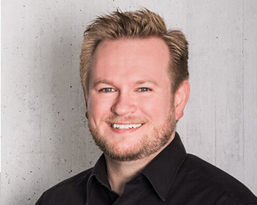Konrad Hagemes – MSI, Projektleiter Uniliga Projekt