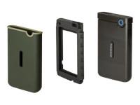Festplatten Transcend StoreJet 25M3 - Festplatte - 2 TB - extern (tragbar)