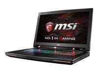 easynotebooks.de MSI Gaming GT72VR-6RE16H51 Dominator Pro 2.6GHz I7-6700HQ 17.3Zoll 1920 x 1080Pixel Schwarz Notebook